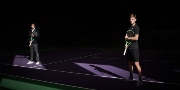 L'INTERVIEW « TIE BREAK » DE DAVID GOFFIN