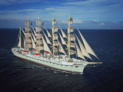 Le Flying Clipper va-t-il intégrer un jour la flotte de Star Clippers ?