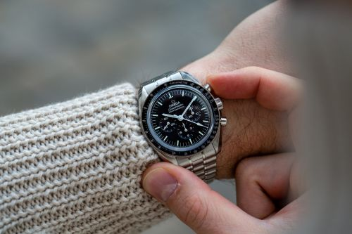 OMEGA SPEEDMASTER MOONWATCH Professional master chronometer