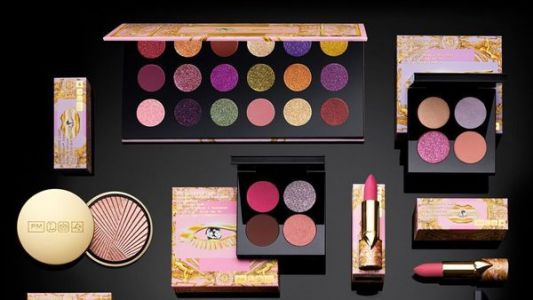 Celestial Divinity:  la collection make-up de Noël de Pat McGrath nous a donné des palpitations