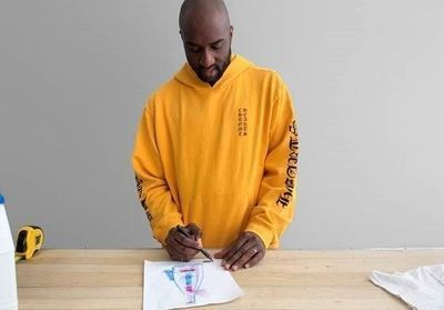 ELLEDécoCrush:  la collab ultra-désirable Virgil Abloh x Evian