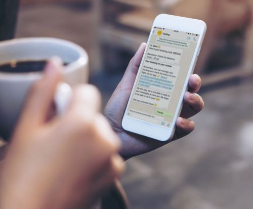 Vueling propose WhatsApp Business à ses passagers