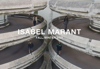 Fashion Week de Paris:  suivez le défilé Isabel Marant en direct