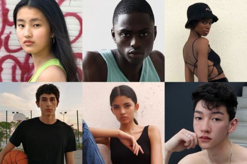 These Six Model Rookies Give Us a Slice of their World