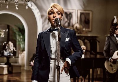 ELLEFashionCrush:  « All or Nothing at All », la présentation parfaite de Ralph Lauren avec Janelle Monáe