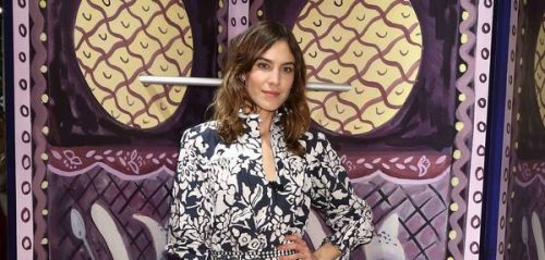 "Alexa Chung et son ""fashion trip"" au Japon"