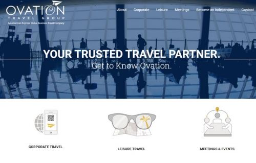 Ovation Travel racheté par American Express GBT