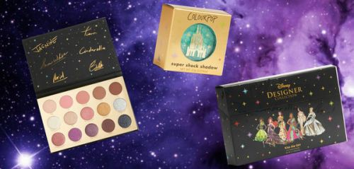 Avis aux fans de Disney : Colourpop lance une collection de rêve
