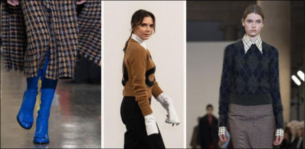 Fashion Week de Londres - Victoria Beckham rend hommage aux seventies