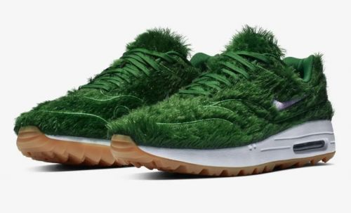 Air Max 1 Golf Grass:  Nike se met à l'herbe !