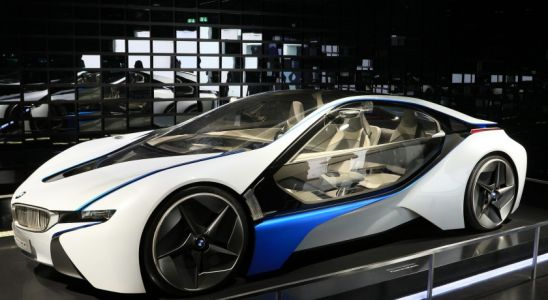 Salon de l'automobile de francfort: tendance futuriste