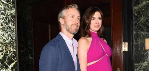 Anne Hathaway a accouché de son second enfant