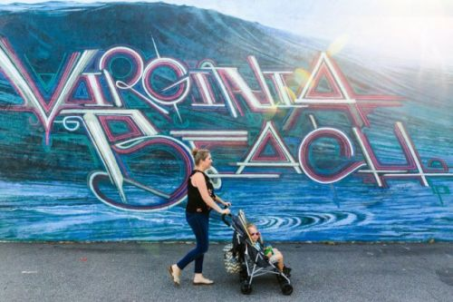 Les perles de Virginia Beach