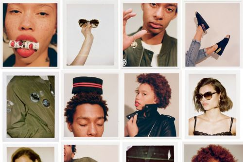 These LA-based new kids are into ugly sweaters, red lipstick, and Balenciaga