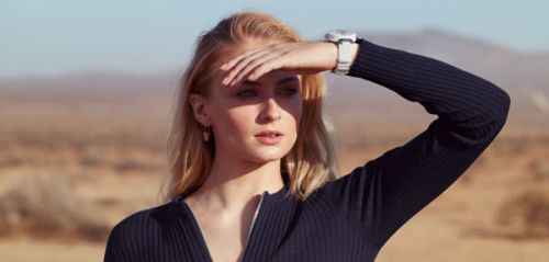 Sophie Turner, star connectée pour Louis Vuitton