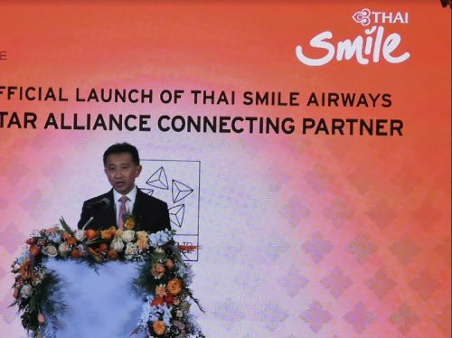 Interview:  Jeffrey Goh, Président de Star Alliance