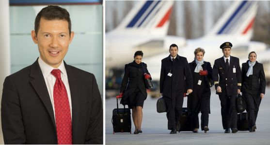 Benjamin Smith:  révolution canadienne pour Air France-KLM