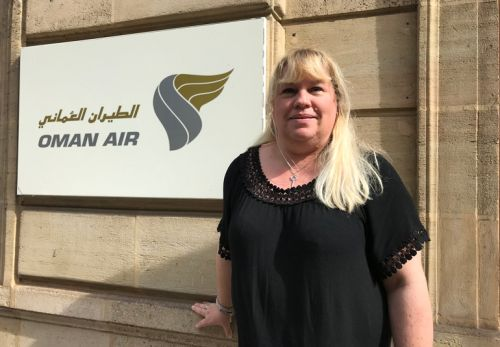 Oman Air recrute Maryline Gallois comme directrice des ventes