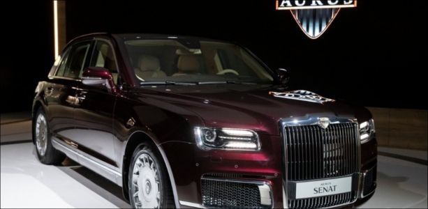 Automobile - Des limousines de luxe «made in Russia»