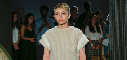 Tavi Gevinson:  le retour de la cool kid à la Fashion Week de New York