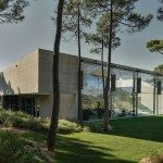 Wall House by Guedes Cruz Arquitectos