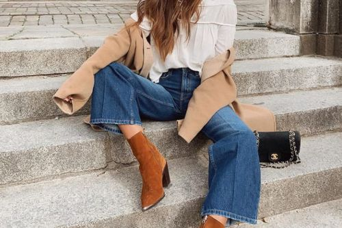Comment porter les bottes cow-boy ? 25 looks en santiag inspirants