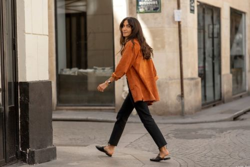 A Street Style with Emilie Bouguereau