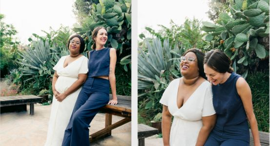 Friends We Love: Ann + Aminatou