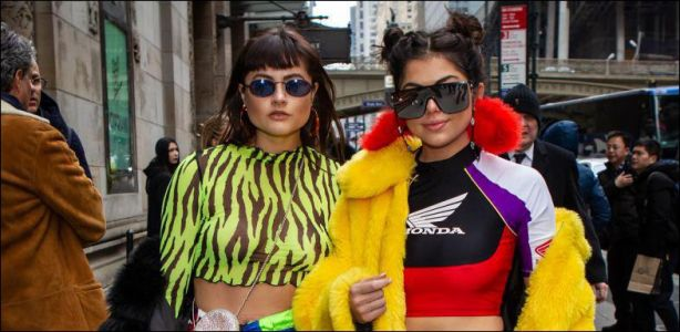 À New-York - Le meilleur du «street style» de la Fashion Week