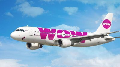 Low cost long courrier:  WOW Air se renforce à Paris