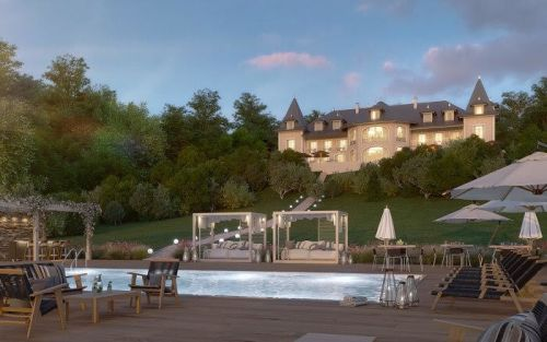 Lodge & Spa Collection : un nouveau joyau au lac du Bourget