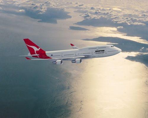 Qantas repense son salon business à Sydney