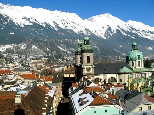 Innsbruck:  5 choses à faire sur place