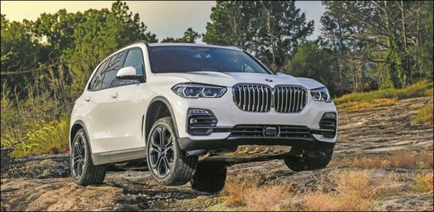 Automobile - BMW X5, toujours plus fort