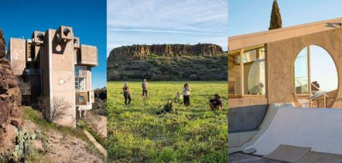 Lifestyle:  Immersion dans l'utopie architecturale de la communauté Arcosanti