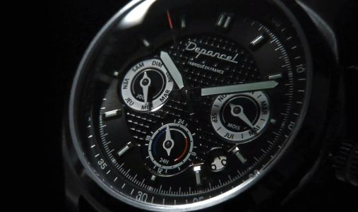 Depancel:  des montres made in France comme on les aime