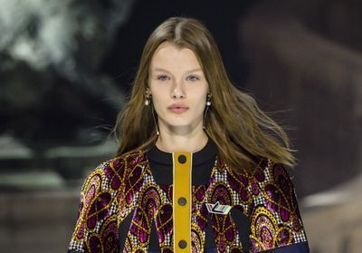 Fashion Week de Paris:  Suivez le show Louis Vuitton en direct !