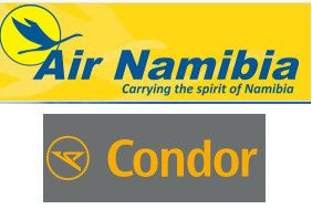 Condor et Air Namibia en code-share dès avril 2017