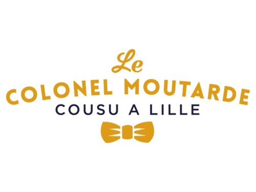 Le colonel moutarde:  des noeuds papillon made in france
