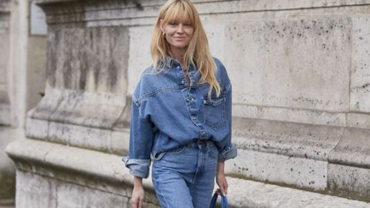 Total look jean : comment le porter selon Pinterest