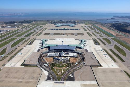 Séoul Incheon:  un nouveau Terminal 2 plein d'ambition