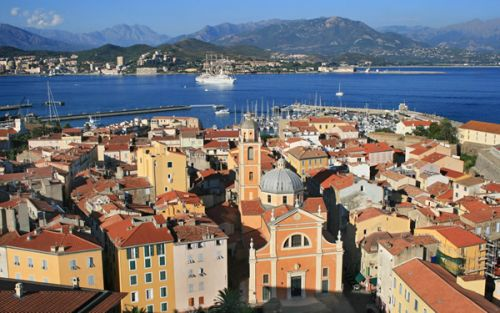 Ajaccio, le temps d'un week-end