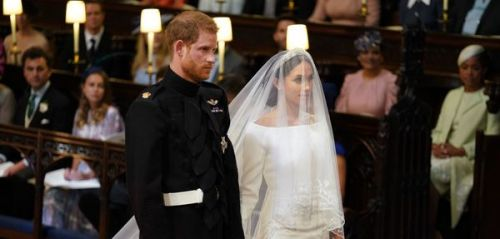 Royal Wedding:  Meghan Markle et le Prince Harry faits duc et duchesse de Sussex