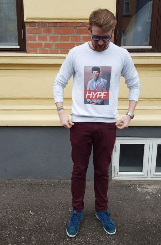 Concours - Gagnez un sweat Cosmo Kramer X Hype & Style