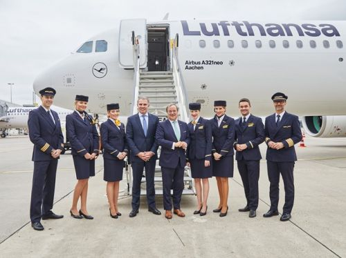 Le groupe Lufthansa va rationaliser sa flotte