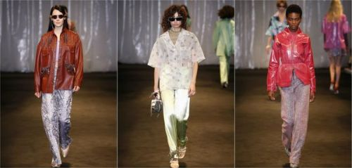 Fashion Week:  la mode d'outsider d'Acne Studios