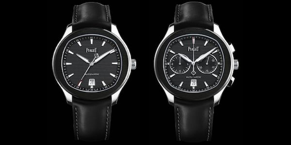 WATCH THIS:  Piaget Polo S Black