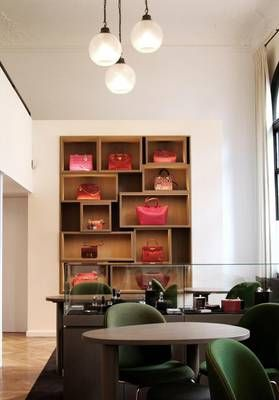 ELLEFashionSpot:  le showroom Collector Square