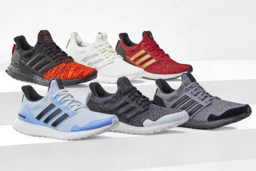 Adidas x Game of Thrones:  les sneakers les plus prisées du printemps
