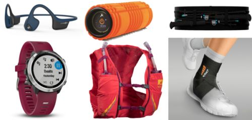 Running:  10 innovations pour booster sa course